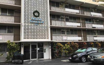 1867 Kaioo Drive Apt 408 Honolulu HI 96815